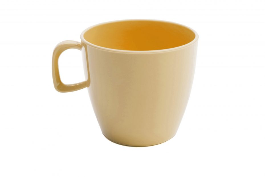Cup with handle Honey