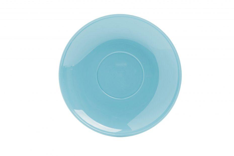 Cup Saucer Summer Blue