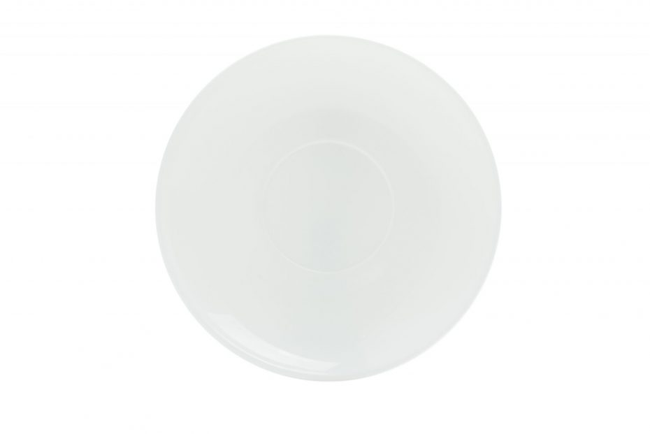 Cup Saucer White