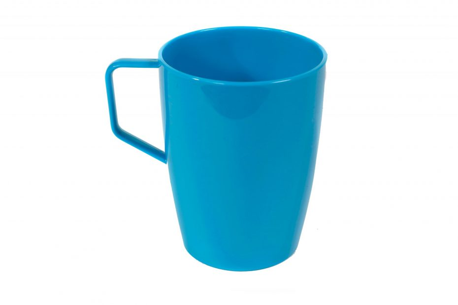 Beaker with Handle Blue