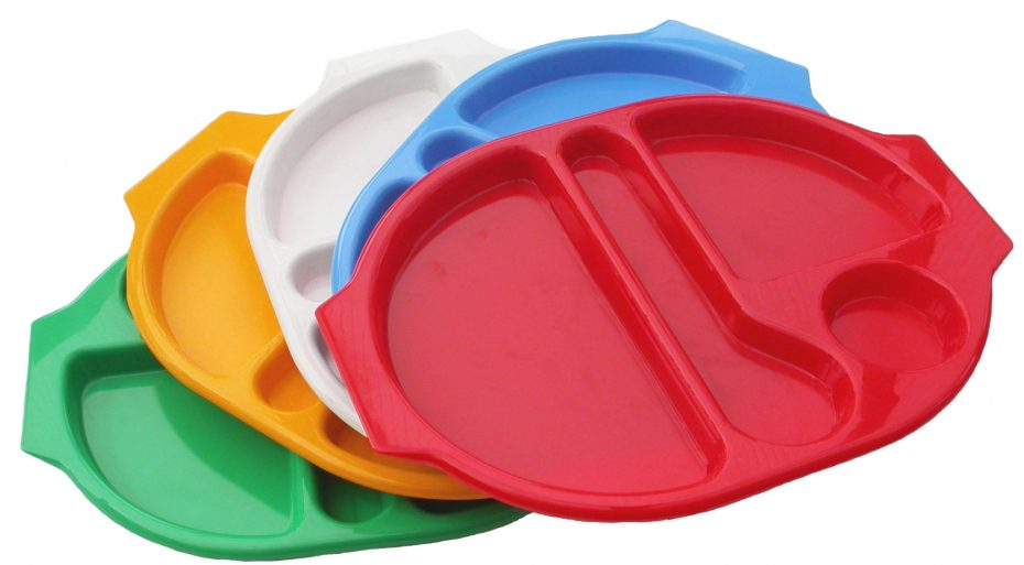 Large Meal Tray