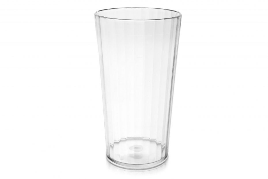 280ml Tall Tumbler in Clear