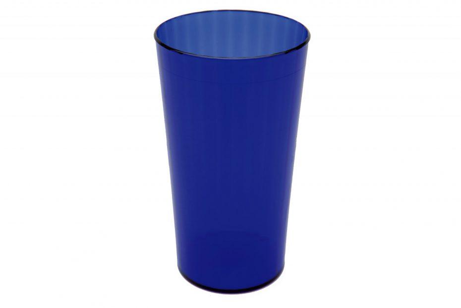 280ml Tall Tumbler in Translucent Blue