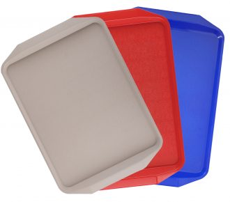ABS Tray with Handle