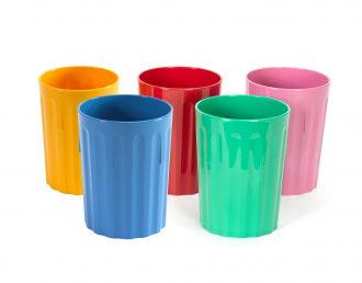250ml Fluted Tumbler
