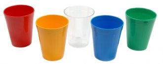 150ml Fluted Tumbler