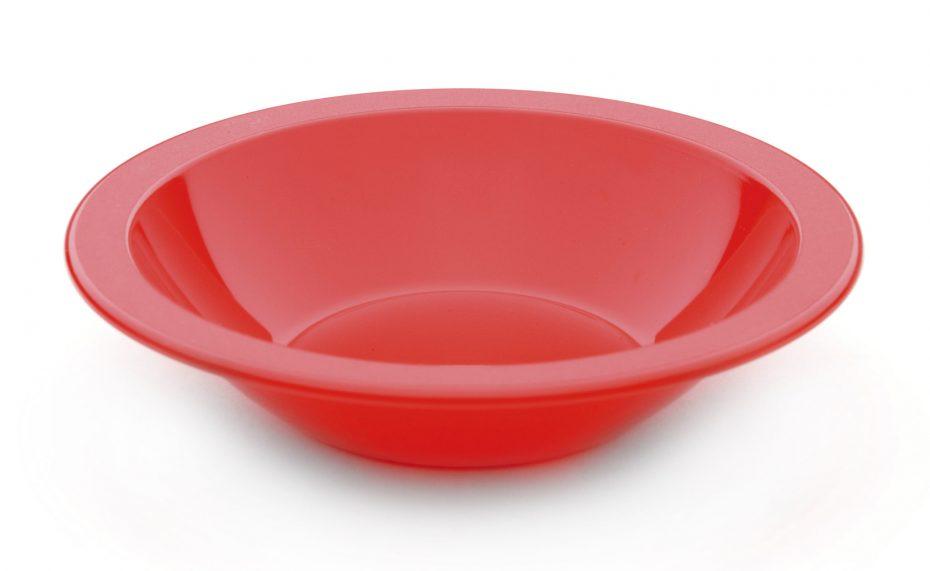 Narrow Rimmed Bowl