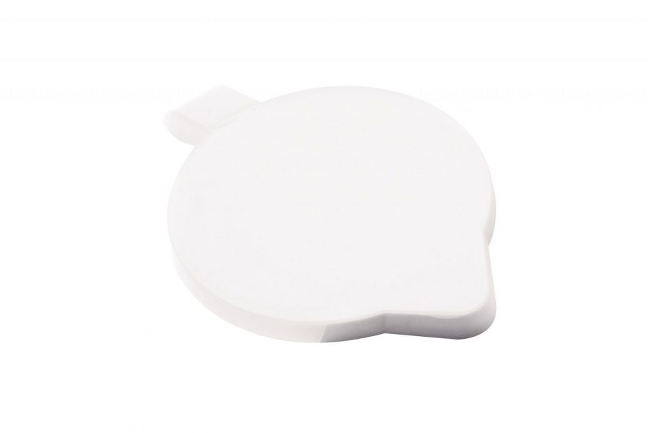 Antibacterial Jug Lid in White