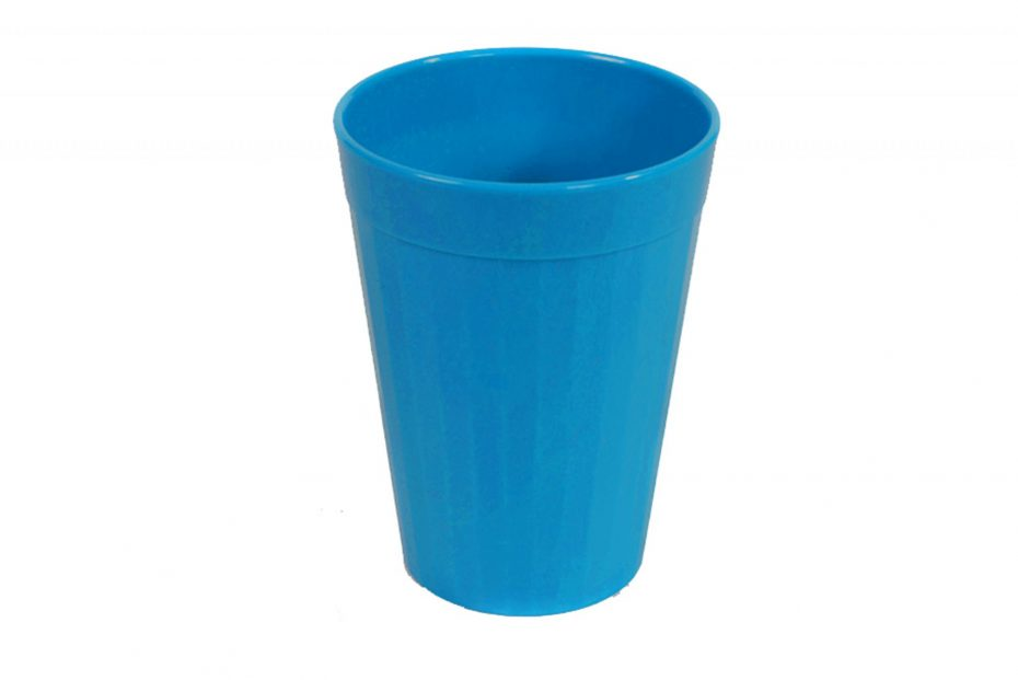 150ml Fluted Tumbler in Blue