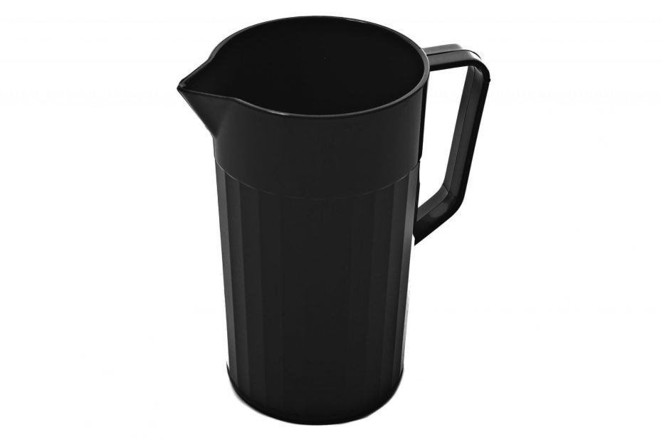 1.1 Litre Jug in Black