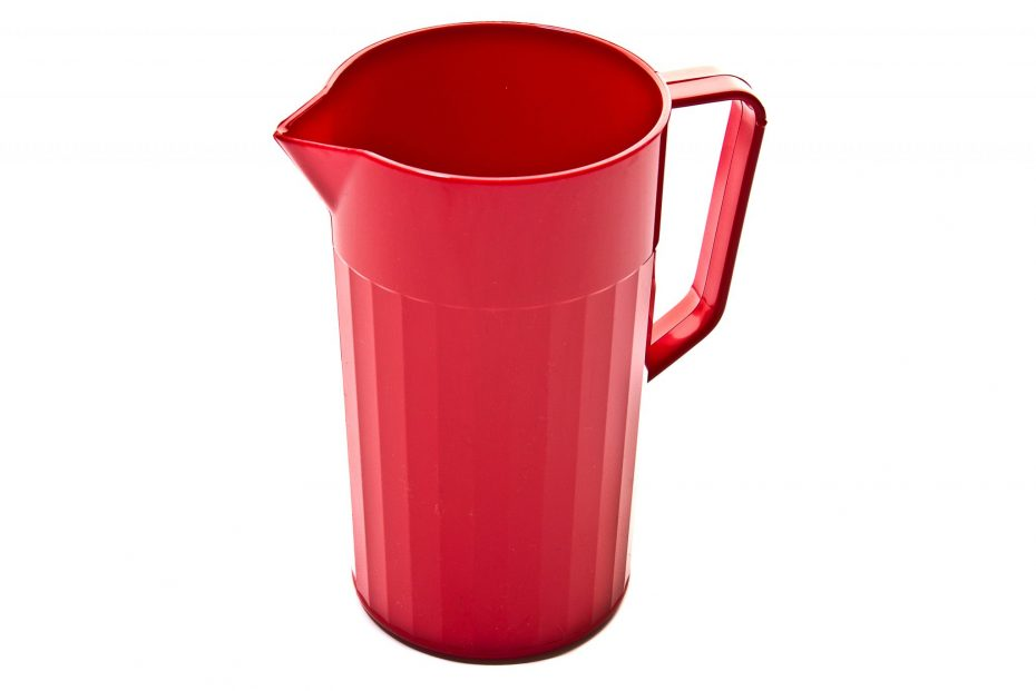 1.1 Litre Jug in Red