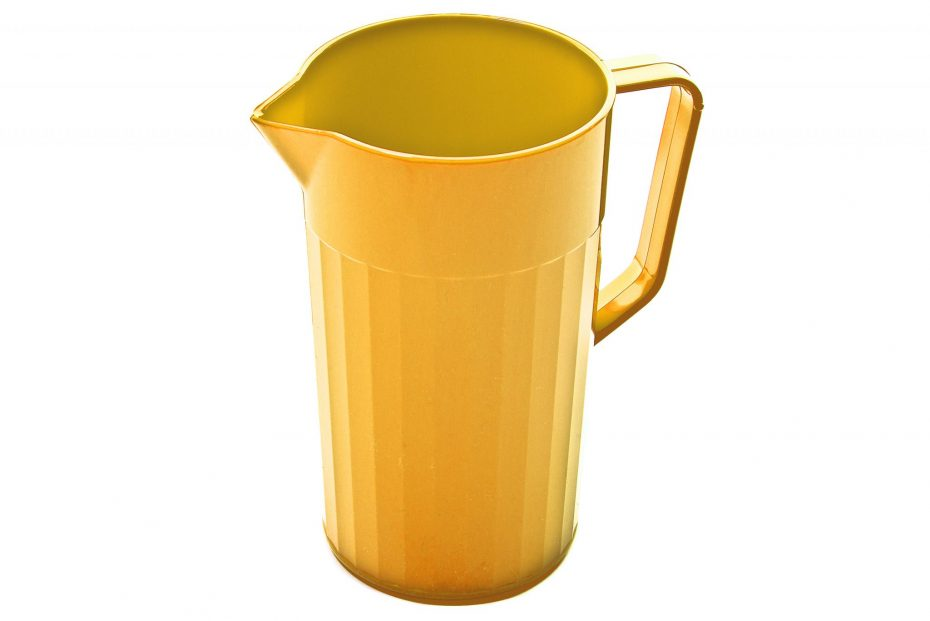 1.1 Litre Jug in Yellow