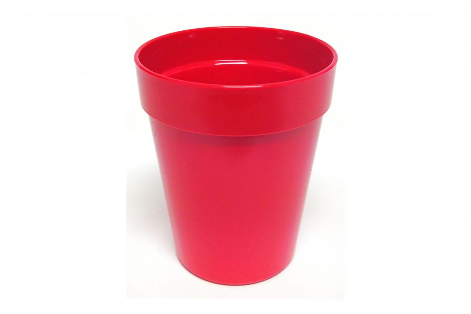 220ml Smooth Tumbler in Red