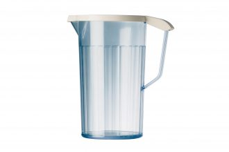 Antibacterial 750ml Graduated Jug with White Lid