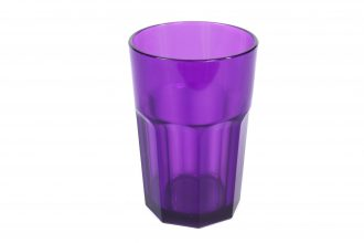 American Style Tumbler in Translucent Purple.