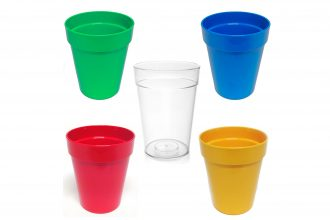 220ml Smooth Tumbler
