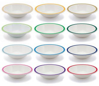 17.3cm Duo Bowls