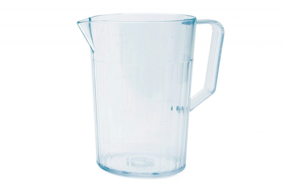 Antibacterial 750ml Graduated Jug