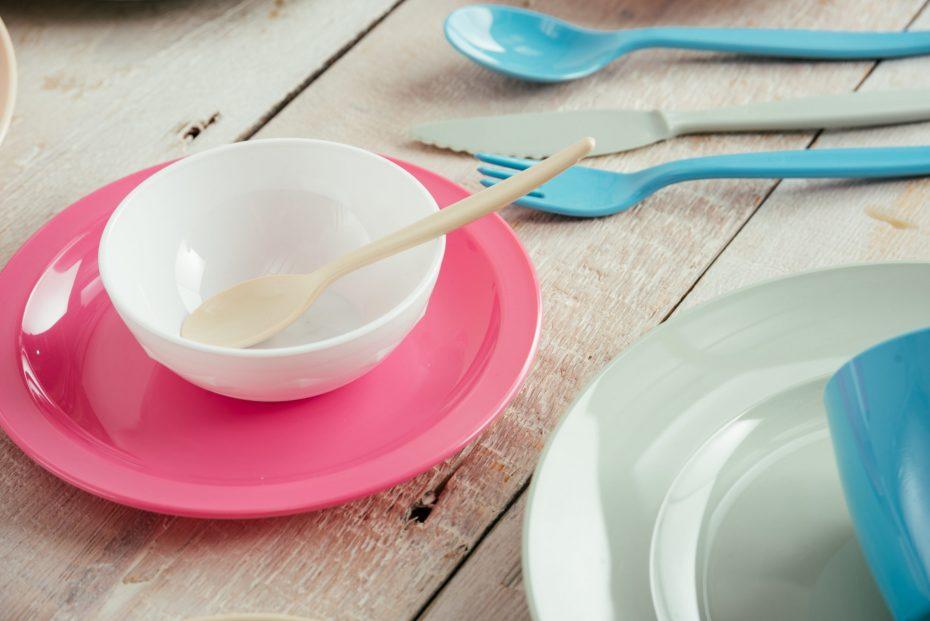 Pastel Dinnerware