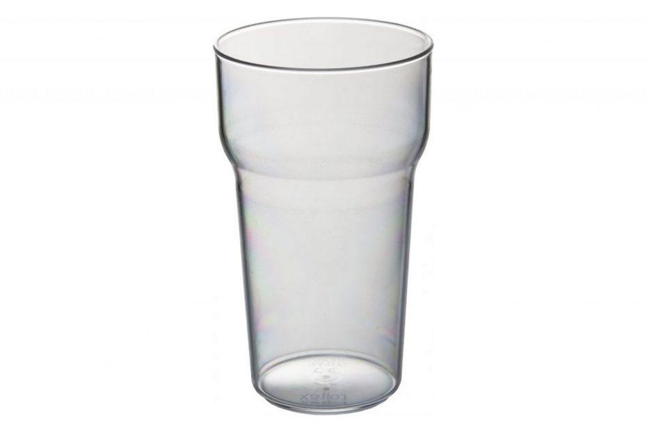 Half Pint Clear Tumbler