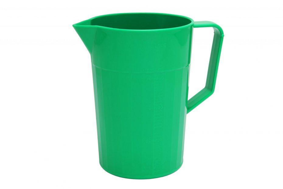 750ml Graduated Jug in Emerald Green