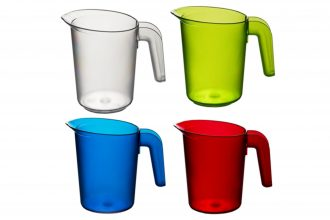 500ml Frosted Translucent Jug