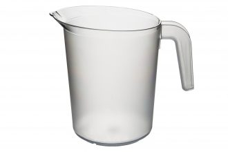 2 Litre Jug in Clear