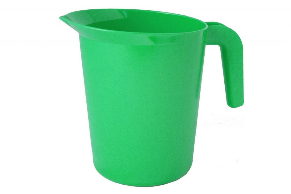 2 Litre Jug in Emerald Green