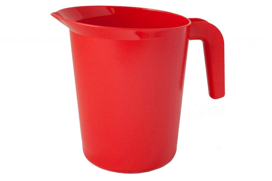 2 Litre Jug in Red