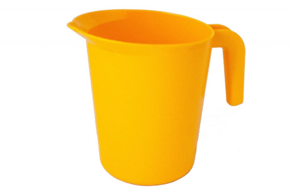 2 Litre Jug in Yellow