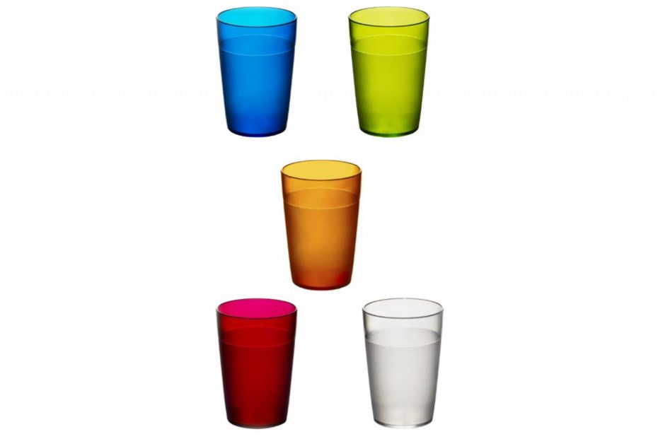 250ml Frosted Tumbler