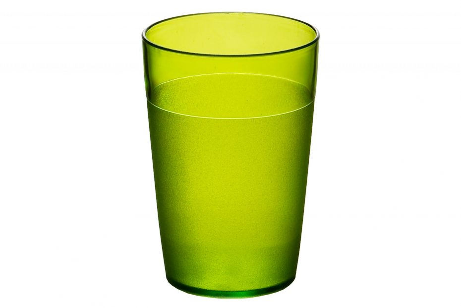 250ml Frosted Tumbler Lime