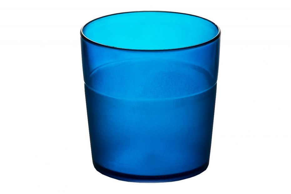 170ml Frosted Tumbler Blue