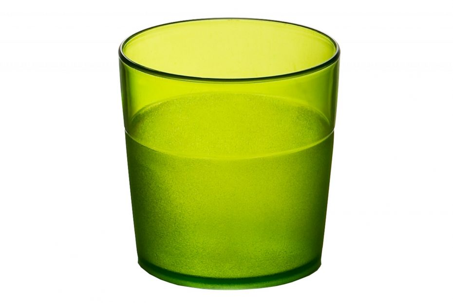 170ml Frosted Tumbler Lime