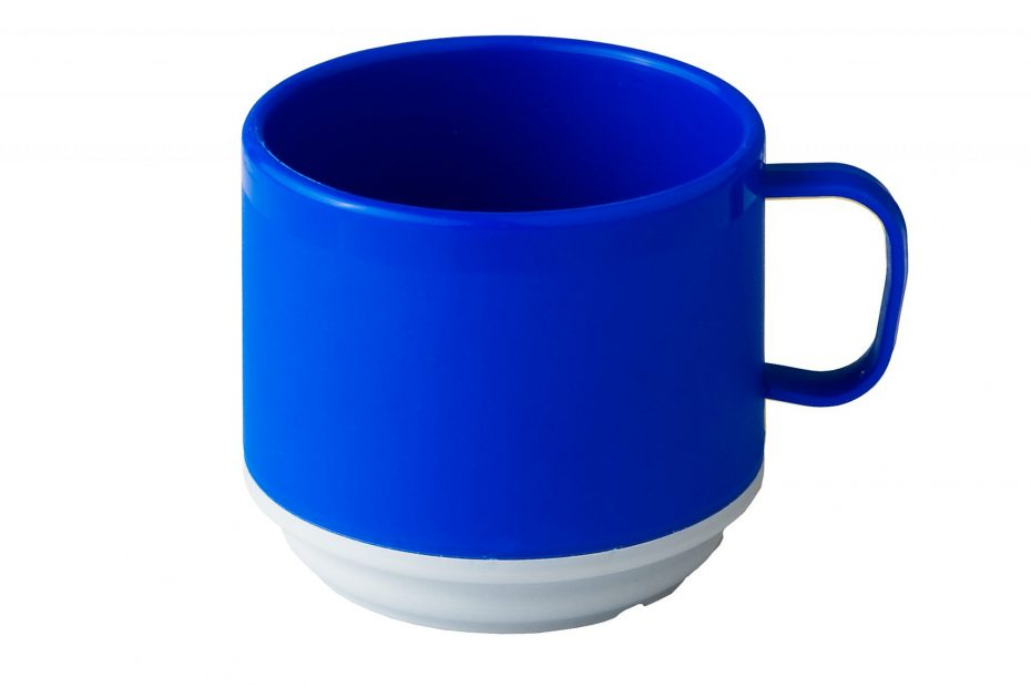 Insulated Mug in Blue