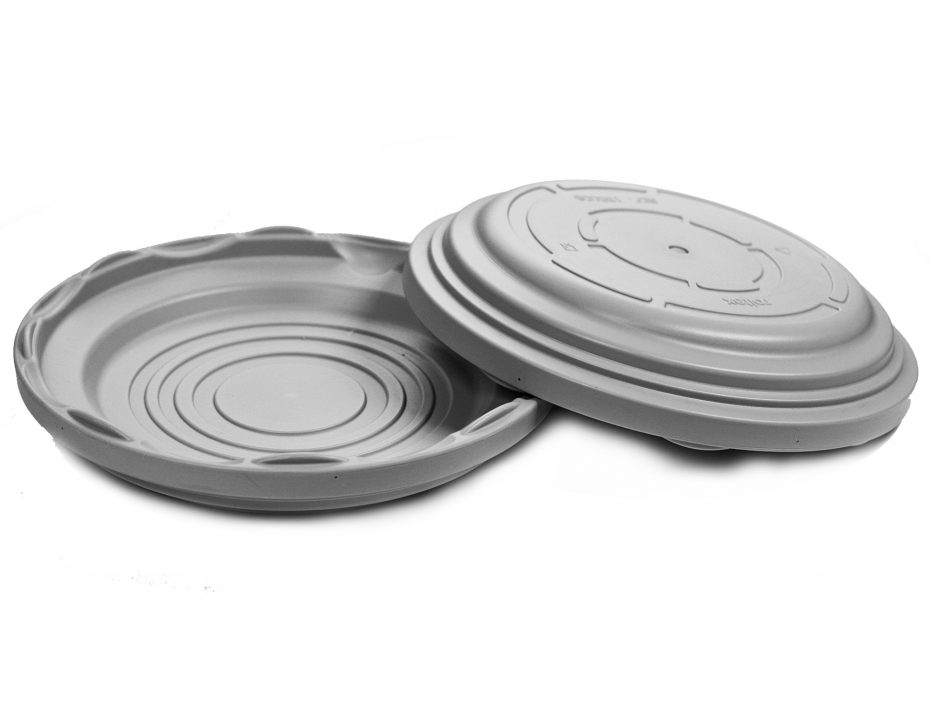 Medium Isothermal Plate Cover and Base