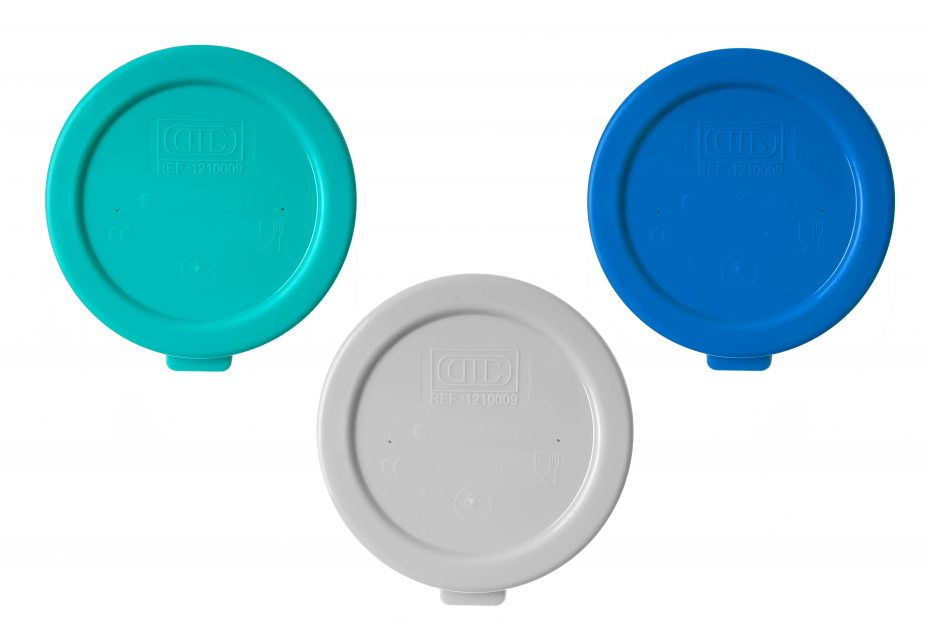 Lid for Insulated Cup in 3 Colours