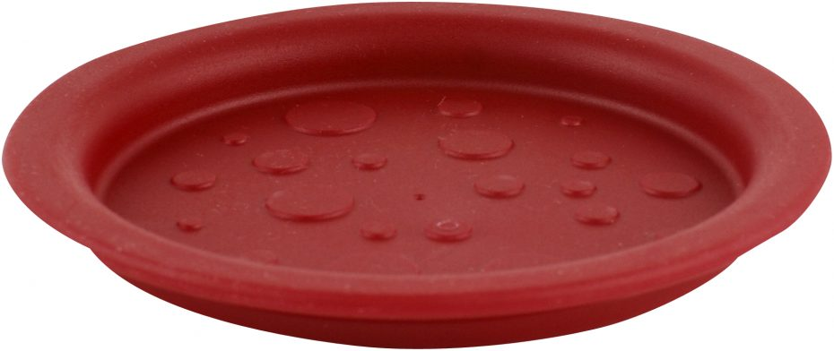 Carafe Lid in Deep Red