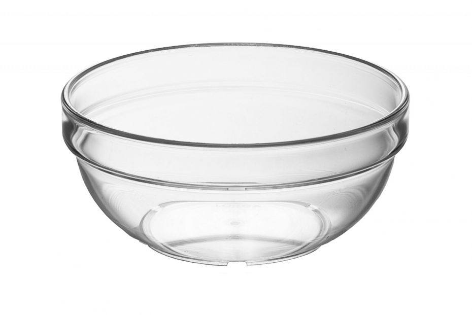 Clear Small Bowl