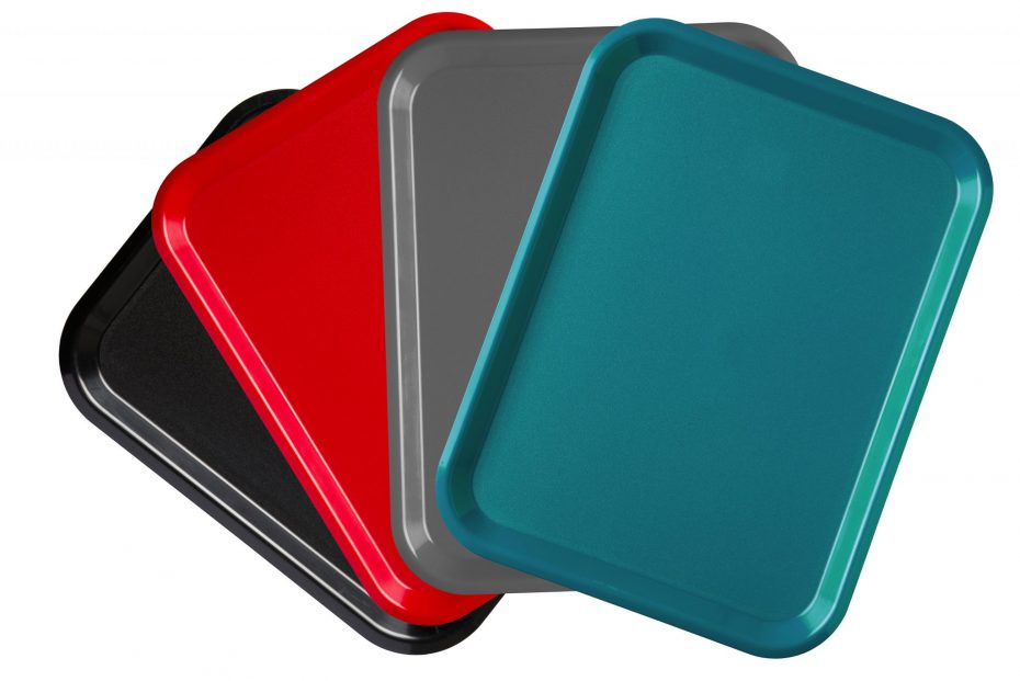 Small ABS Serving Tray