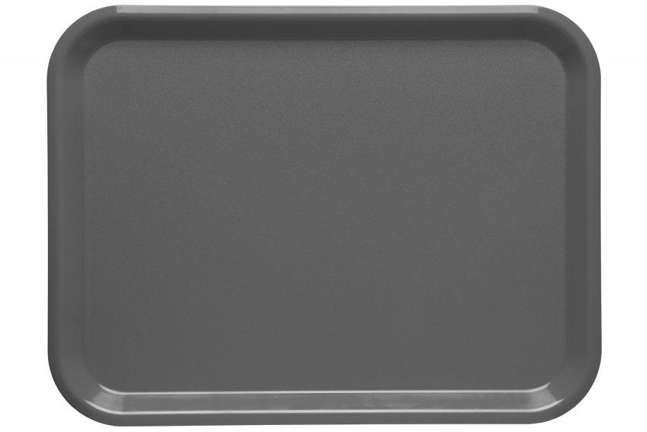 Small Dark Grey ABS Tray