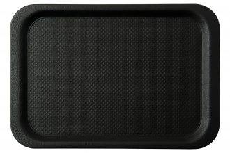 Medium Black Bar Tray