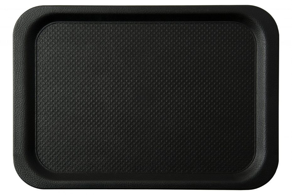 Medium Black Bar Tray