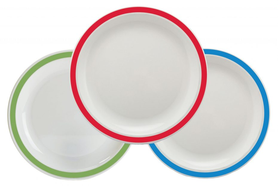 Extra Large Duo Plate