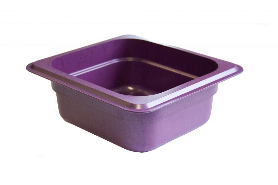 Purple 1/6 Gastronorm