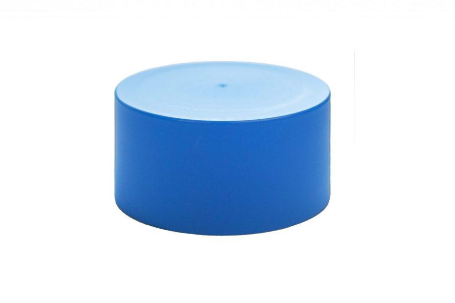 Blue Design Water Bottle Cap