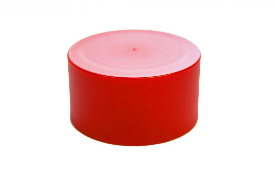 Red Design Water Bottle Cap