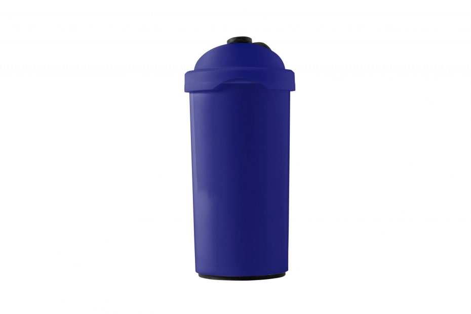 Royal Blue Coffee Cup