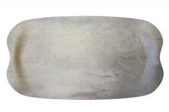 Concrete Earth Wave Tray