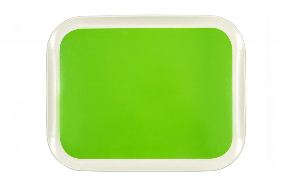 Green Lux Scandia Tray